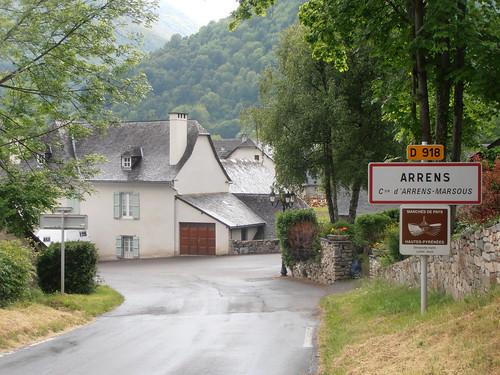 LAC DE BATCRABERE - REFUGE ARLET- 001