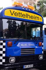 Vettleheim - Sebastian Vettel fans's bus.