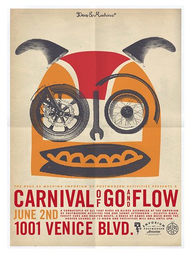 Deus Ex Machina - Carnival of Go and Flow