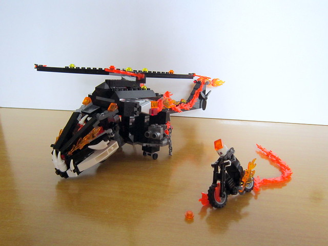 lego ghost rider sets for sale