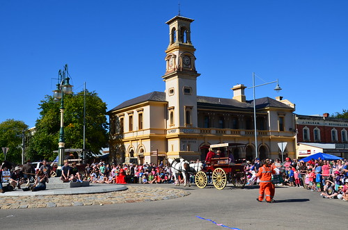 Beechworth Golden Horshoe Festival 49