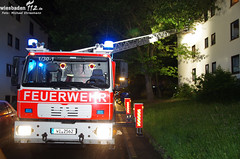 Wohnungsbrand Kohlheck 01.06.12