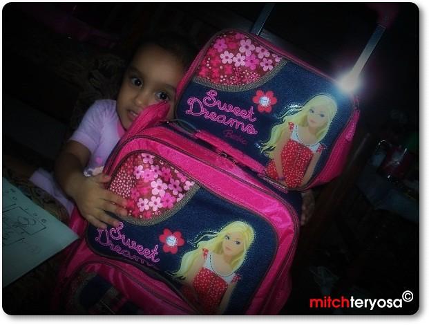 Old Barbie bag