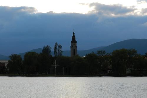 church czech kirche dux kostel barbora rybník duchcov