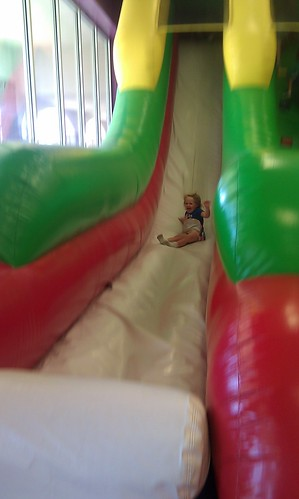 Bounce House fun! by sweet mondays