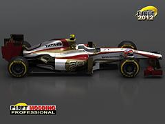 [rFactor] F1RFT 2012 Hispania Rendering 03 W240