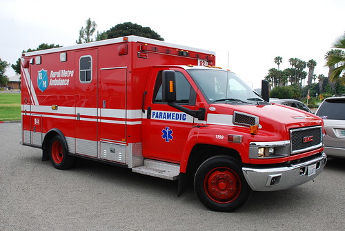 San Diego Ambulance