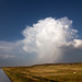 Small storm in Kansas by ryanmcginnisphoto