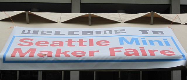 Welcome to Seattle Mini Maker Faire