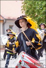 825 Jahre Coswig(Anhalt) - Umzug am 02.06.2012