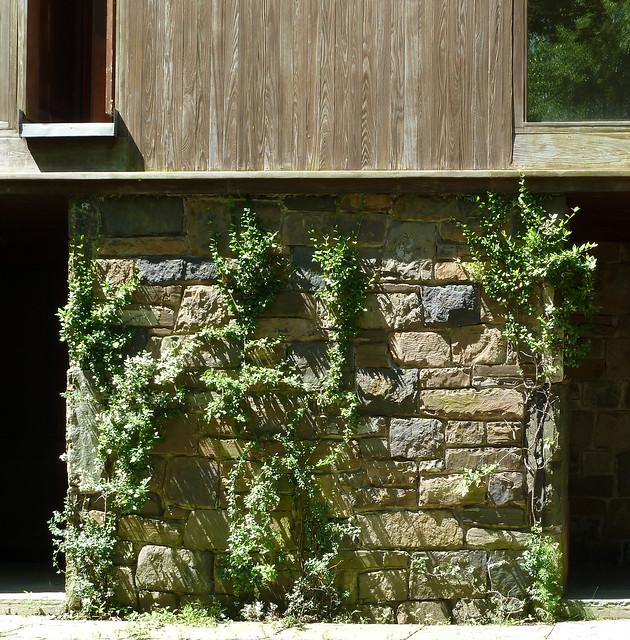 Garden Front Detail
