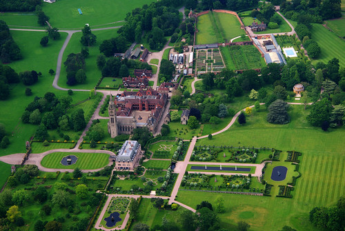 Eaton Hall, Cheshire