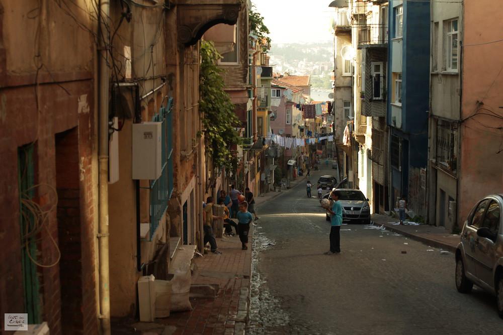 Fatih Istanbul Street