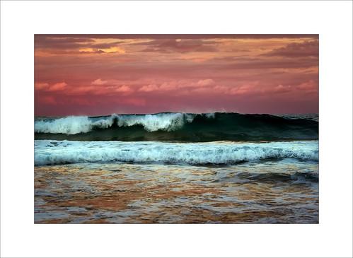 sunset june movement waves colours textures 2012 d700 turimetta olgabaldock