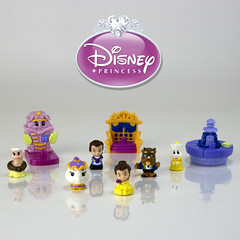 Squinkies Disney Princess Belle Series 2