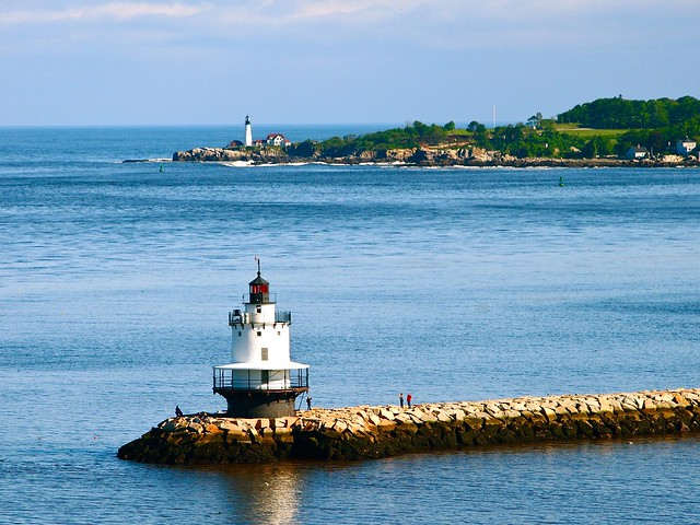 Spring Point Ledge, Portland, Maine