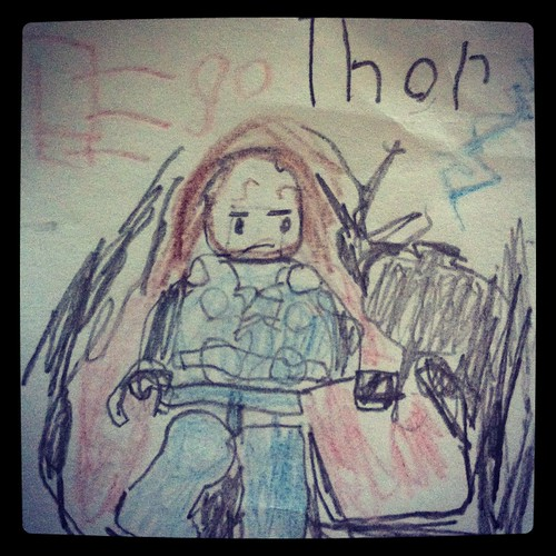 and then my son drew this