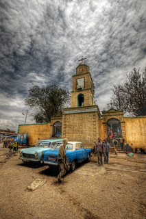 harar old church HDR