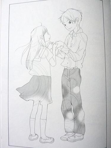 Takako Shimura Wandering Son Wandering Son Hourou Musuko Vol 3 by Shimura Takako Detail Flickr