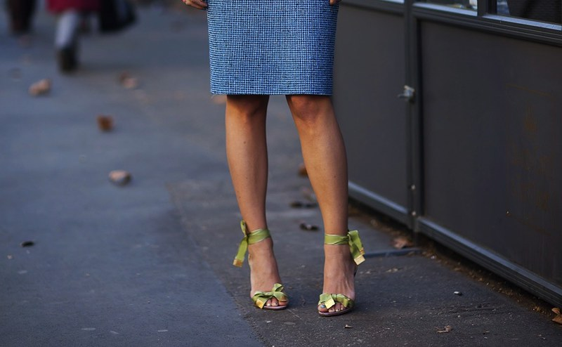 Stockholm Streetstyle shoes 1