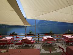 湖邊餐廳 @ Hallstatt