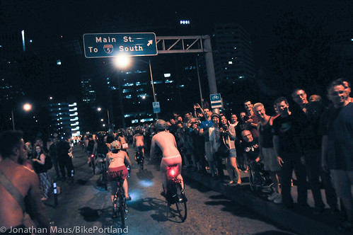 2012 World Naked Bike Ride - Portland-13