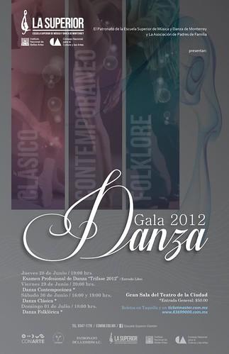 Gala de Danza 2012 de la ESMDM