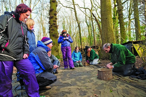 Bridgwater College Forest School celebrates 21 years