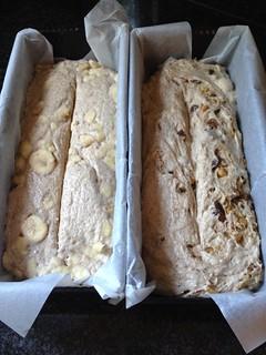 Speltbrood uit bakblik