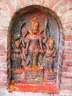 Changdu Narayan, Nepal