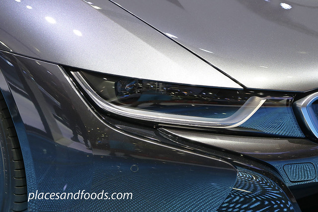 bmw i8 front light