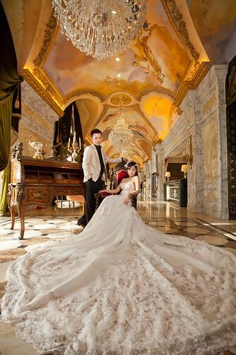 首選婚紗攝影師David 15
