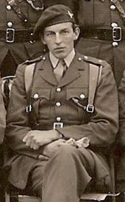 El comandante Digby Tatham-Warter