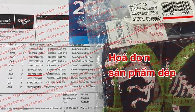 26438443263 8c1b4731fe z Sandal cho bé trai nhập Mỹ chính hãng Carters