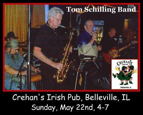Tom Schilling Band 5-22-16