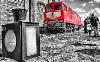 The Diesel Locomotive Ludmilla