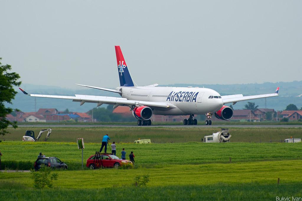 YU-ARA - A332 - AirSERBIA