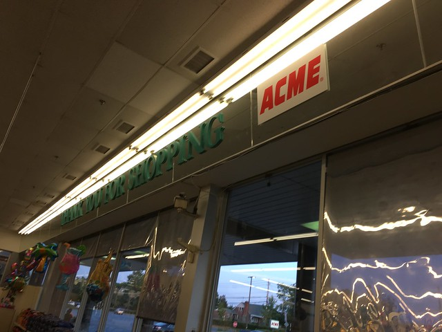 Acme/Former A&P Yonkers, NY