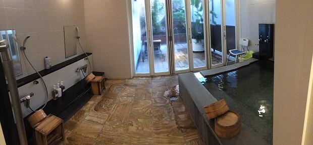 160703 鹿児島城山観光ホテルの貸切風呂1