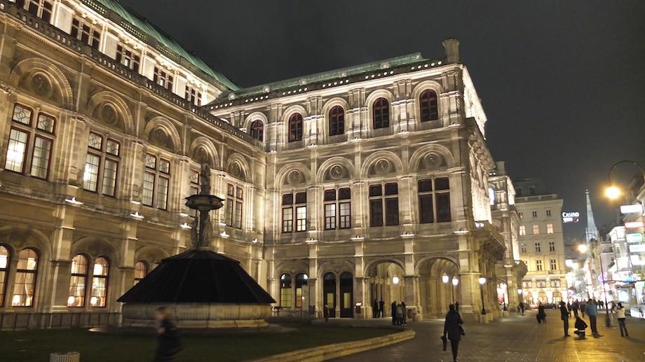 國立歌劇院(Staatsoper)