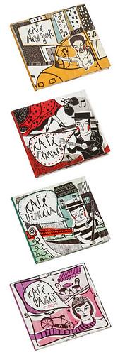 Colección CD cafes vol2 para C&I by mlopezg
