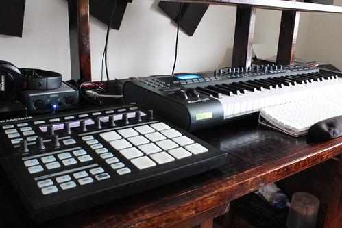 Music Producer Workstation