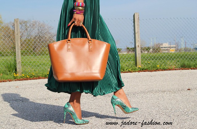 Pleats & Zara by www.jadore-fashion.com