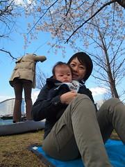 Mama and Alan