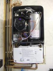 changing gas boiler