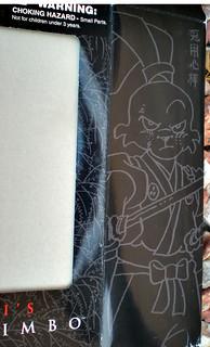 "DARK HORSE COMICS :: ""STAN SAKAI'S USAGI YOJIMBO"" PVC FIGURE ..box iii (( 2003 ))"