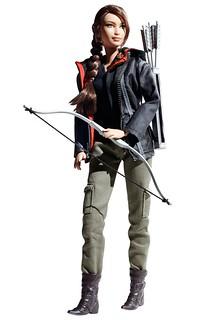 Mattel Katniss Everdeen Barbie -- Ordered!