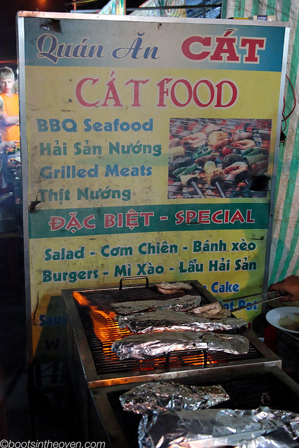 Let's Do Dinner At Cat Food!
