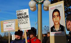 Omar Khadr Event