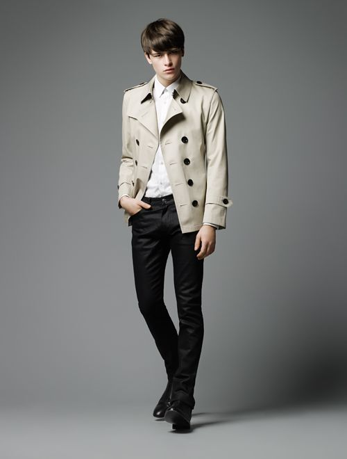 Hugh Vidler0012_Burberry Black Label SS12